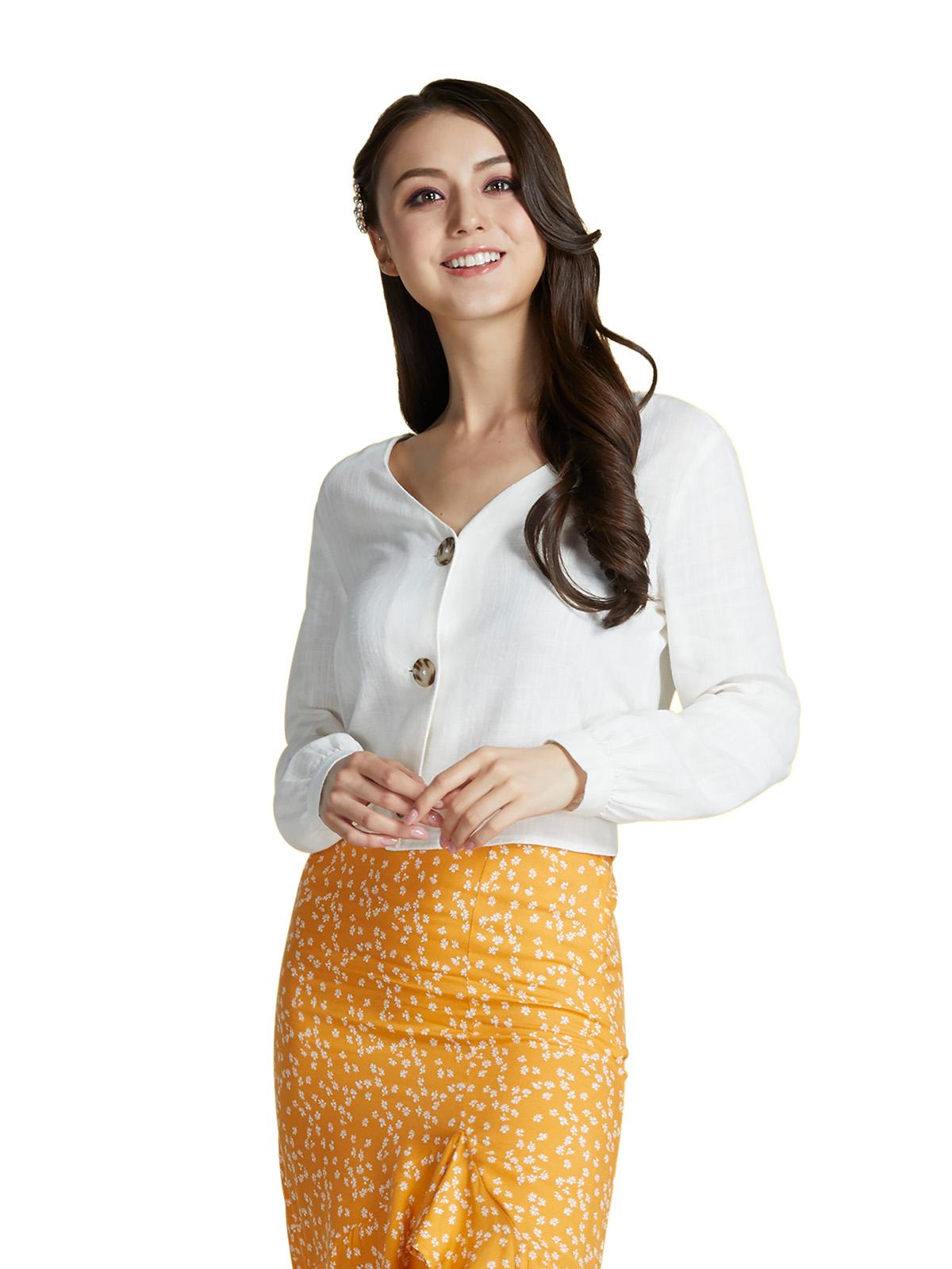 編織針織上衣